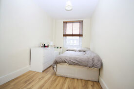 Fully furnished 3 bedroom flat in a period terrace just 2 mins from New Cross station