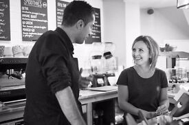 Front of house staff for budding independent cafe needed. Join the #KoHoKrew