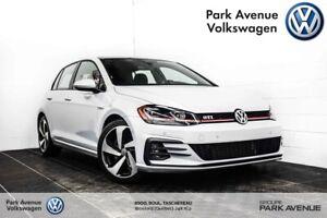 2018 Volkswagen Golf GTI SIÈGES CHAUFFANTS / TECH PACKAGE / DSG