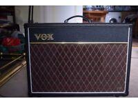 Vox Ac15vr Valve Amp