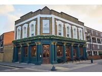Experienced Kitchen Porter / Prep Chef needed, for a trendy pub in East London