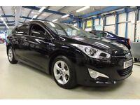 Hyundai i40 PREMIUM BLUE DRIVE CRDI [SAT NAV - PANO ROOF - LEATHER] 2015