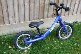 Ridgeback Scoot Balance bike - Blue
