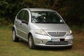 Citroen C3 1.4 petrol Cheap insurance Very reliable car MOT August 880 ONO