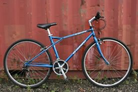 Daewoo Genius Hybrid Bicycle 18 Inch Fully Serviced