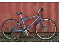 Daewoo Genius Hybrid Bicycle 18 Inch Fully Serviced