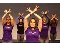 Just Jhoom! Bollywood Dance-Fitness Classes
