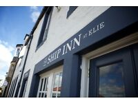 Reservations Admin assistant required for busy pub in village of Elie, Fife