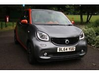 Smart Forfour 1.0 Petrol - Edition 1