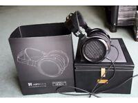 Hifiman HE-400i Planar Magnetic Headphones + Brainwavz HM5 Angled Pads.