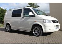 Vw t5 Transporter 1.9 T32 Genuine factory Kombi, In great condition. NO VAT £11.995