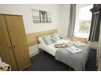 Short stay studio apartment in Weston-Super-Mare.
