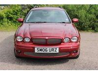 2006 Jaguar X-Type Estate 2.2L Diesel Sport