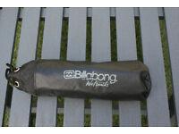 BILLABONG WETSUIT BAG / CHANGING MAT