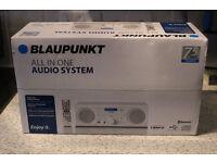 Blaupunkt BPHF-1R All in One Audio System B.N.I.B