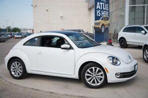 2015 Volkswagen Beetle Comfrtlne 2.0 TDI 6sp DSG at w/ Tip (SOP