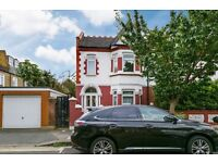 Colwith Road - wider than average end of terrace top floor three bedroom Victorian maisonette.