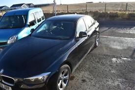 BMW 3 Series 320d - Heated Seats, Pro Sat Nav, DVD player, Service Pack