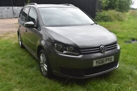 Volkswagen Touran SE /Bluemotion