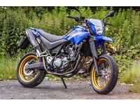 Yamaha XT660X 2008 in excellent condition very low miles