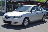 2007 Mazda Mazda3 AC*CRUISE*GR.ELECTRIQUE*GX