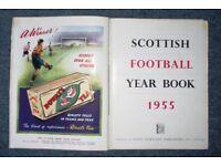 Scottish Football Year Book 1955