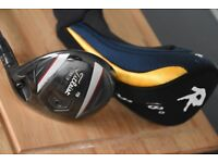 TITLEIST 913 Fd LOW SPIN 3 WOOD 15 DEGREE WITH YS-6 REG FLEX SHAFT + COVER