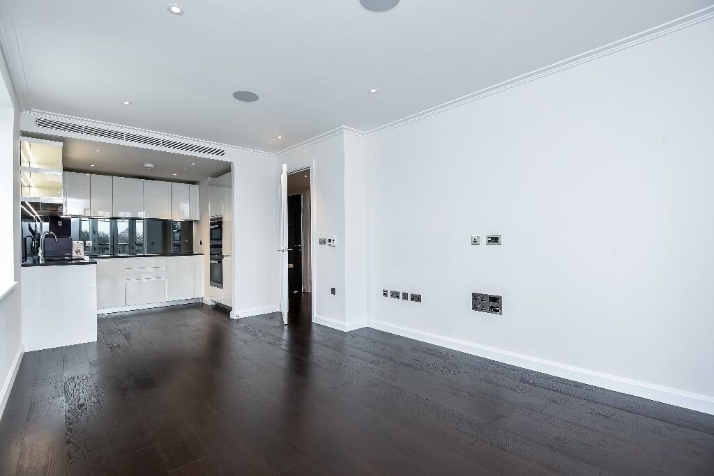 A brand new one bedroom apartment located within the Hurlingham Walk Development, Carnwath Road SW6