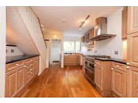 TWO BATHROOMS, PRIVATE GARDEN,THREE DOUBLE BEDROOMS - GREAT STANDARD