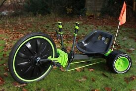 Huffy Green Machine Go Kart Drift Bike Big Wheel Tricycle