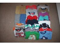 Bundle of boys clothes Ages 3 to 4 £12