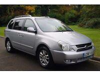 2006/56.. Kia Sedona TS.. Diesel.. Luxury Hi Spec 7 Seats MPV..
