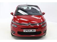 Citroen C4 Picasso GRAND E-HDI AIRDREAM VTR PLUS (red) 2014-10-20