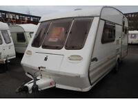 Fleetwood Colchester 1996 2 Berth Caravan £1900