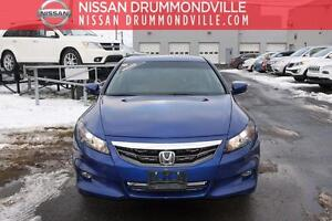 2011 Honda Accord Cpe COUPE EX-L - TOIT-OUVRANT -  CUIR!!!