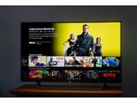 """Sony Bravia KDL-40WE663 - 40"""" - Full HD TV - HDR - Mint condition - Registered Product"""