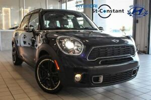 2013 MINI Cooper Countryman Cooper S BLUETOOTH, BAS KM !!!