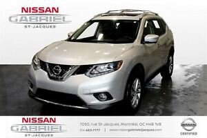 2014 Nissan Rogue SL, PREM, AWD, NAVI, CAMERA, TOIT, MAGS, GROUP