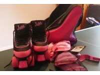 Luscious Quad Skates UK Size 3