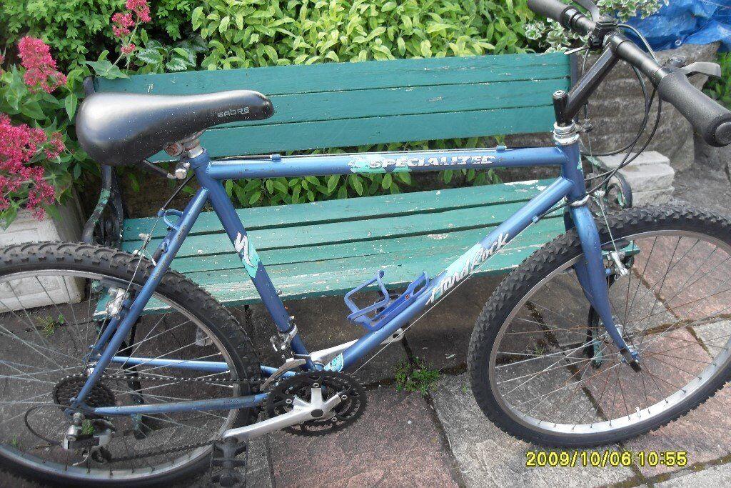 specialised hardrock mans/boys mountain bike
