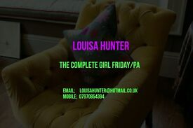 The Complete Girl Friday / PA