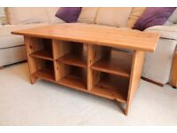 *Promised* IKEA solid pine Leksvik coffee table for sale in great condition!