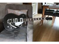 Gretsch Electromatic G5439T Pro jet Bigsby, With upgrades.