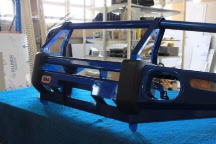 ARB Deluxe Bull Bar Hilux SR5 11-15 Tidal Blue
