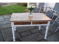 Victorian Kitchen table