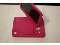 Bush 10 Inch Portable DVD Player - Pink
