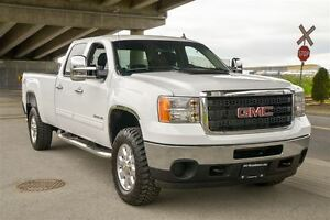 2012 GMC Sierra 3500HD SLE 4x4  Rare 6.0l Gas Langley Location