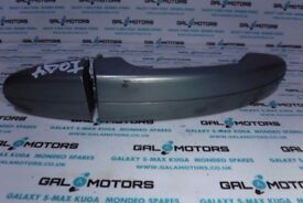 FORD GALAXY S-MAX MONDEO EXTERNAL DOOR HANDLE IN THUNDER METALLIC 07-10 AD07-1
