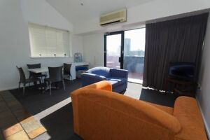 Fully Furnished 2-bedroom Apartment, North Melbourne