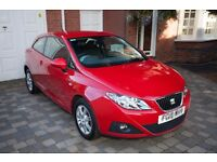 SEAT IBIZA 1.4 SE 3Dr 2010 with 36950 miles. Great condition.